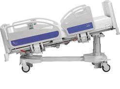 Voltea ICU bed