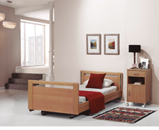 Medilow home care bed