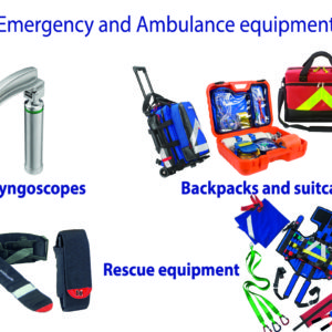 EMERGENCY AND AMBULANCE EQUIPMENT
