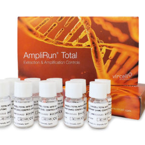 AMPLIRUN® TOTAL, Extraction and Amplification Controls for Nucleic Acid Tests