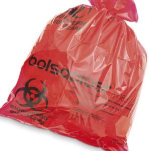 BOLSARISK - Biohazard Bag