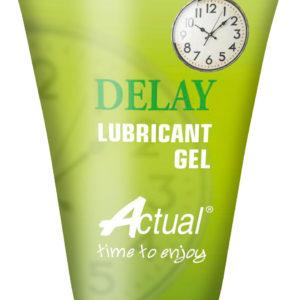 Gel lubricante DELAY