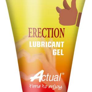 Gel lubricante ERECTION