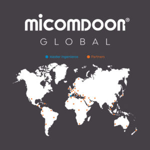 Micomdoor across the globe