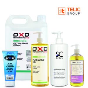OXD Pro, OXD Sport, SC Skincare, UMAN