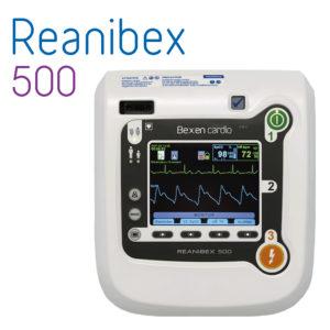 Monitor Defibrillator Manual/AED with NIP and SpO2