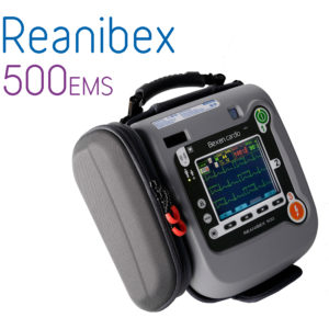 The most compact multiparameter Monitor Defibrillator of the market
