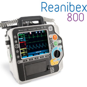"""The only modular Defibrillator Monitor """"pug&play"""" of the market"""