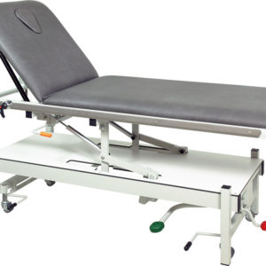 H 305 - hydraulic treatment couch with Trendelenburg